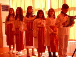 """СУ """"Петко Росен"""" отбеляза 144 години от обесването на Васил Левски - Изображение 2"""