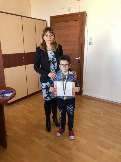 "Математически турнир ""Иван Салабашев"" - национално класиране - Изображение 1"