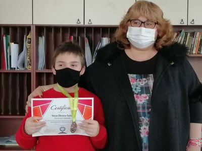 """Поредни поводи за гордост с възпитаниците на СУ """"Петко Росен""""  град Бургас 3"""