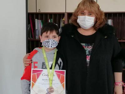 """Поредни поводи за гордост с възпитаниците на СУ """"Петко Росен""""  град Бургас 5"""