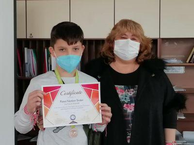 """Поредни поводи за гордост с възпитаниците на СУ """"Петко Росен""""  град Бургас 6"""