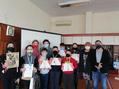 """Поредни поводи за гордост с възпитаниците на СУ """"Петко Росен""""  град Бургас 8"""