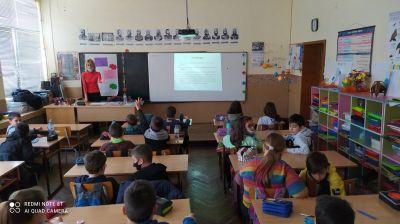 Кариерно ориентиране на  учениците от IV клас по програма на МОН 1