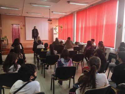 Кариерно ориентиране на  учениците от IV клас по програма на МОН 4