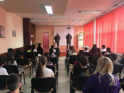 Кариерно ориентиране на  учениците от IV клас по програма на МОН 5