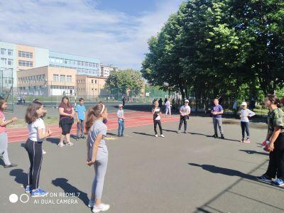 """Спортен празник в СУ """"Петко Росен"""" 5"""