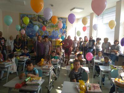 откриване на  новата учебна година - снимки 1