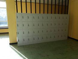 Ученически шкафчета - СУ Петко Росен - Бургас